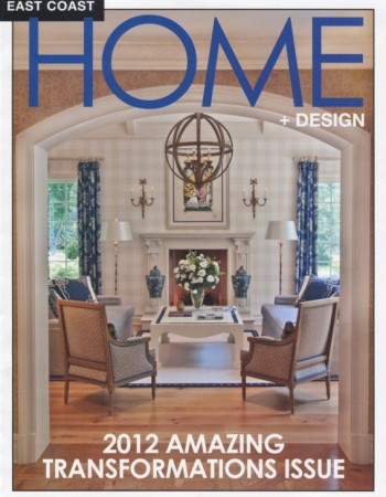 Captivating East Coast Home Design Cover July 2012