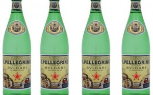 Bulgari and Pellegrino