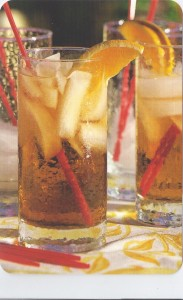 Long Island Iced Tea for the Fourth of July