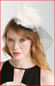 fascinator frilly