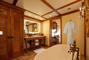 little palm island bathroom suite