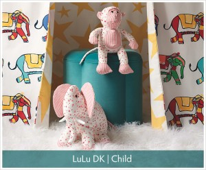 LuLu DK Child for Schumacher